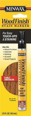 Minwax Stain Marker Finish Wood Stain Furniture Marker