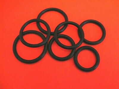 7pc large  rubber o-rings  washers plumbing seal  R22 - R16 heavy duty o ring M