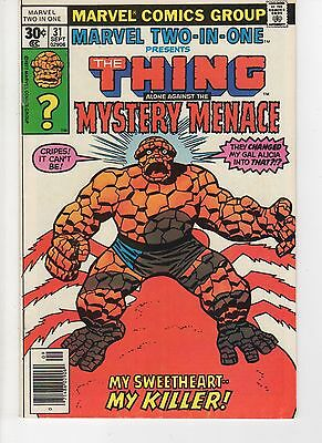Marvel Two In One 31 (VF)