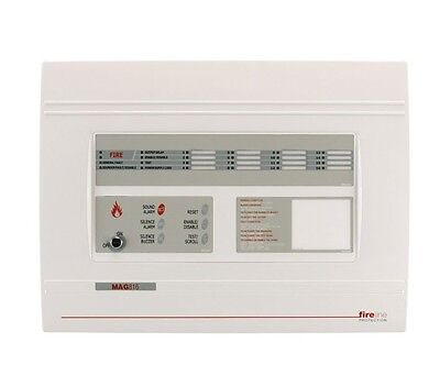 ESP Fireline 8 Zone Fire Alarm Panel Expandable to 16 Zones