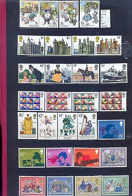 Stamps Lot Great Britain  Mnh**  (L12270)