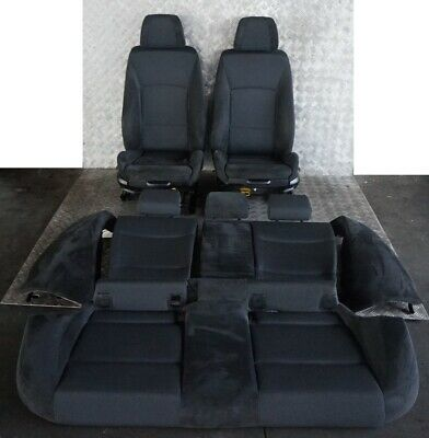 BMW 3 SERIES E90 M Sport Alcantara Interior Seats with Airbag Door Cards