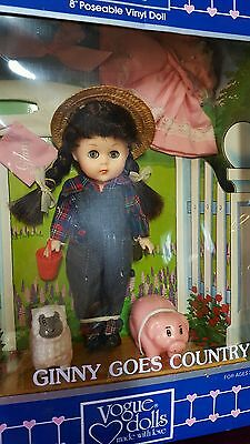 Ginny Vogue Doll Ginny Goes Country  Shirley's Dollhouse Exclusive