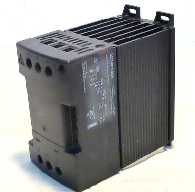 Watlow Dc10-60P5-0000 Solid State Power Controller 55A  (2F4)