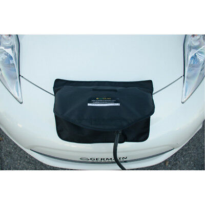 Protective cover (  door lid charge cover ) for Nissan LEAF charging port