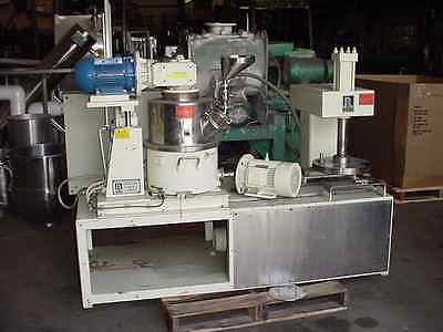 4 gallon ROSS LDM 4 STAINLESS STEEL PLANETARY MIXER with PRESS