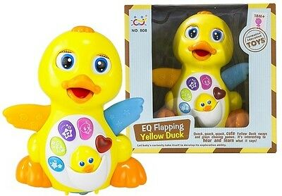 EQ Flapping Yellow Duck