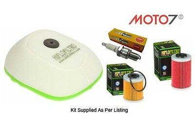 KTM 400 EXC Racing (1 Hole Air Filter) 2004 - 2005  Engine Service Kit