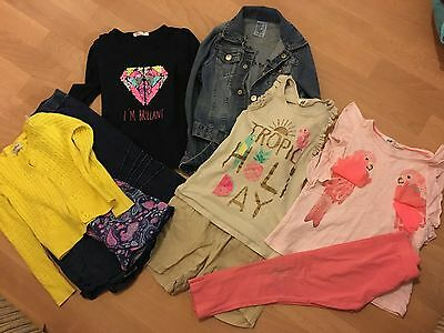 Girls Bundle Age 5 Next,H&M,Billie Blush,f&f And Gap.
