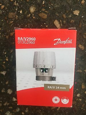 Danfoss Tête Thermostatique Ra/v2960 013G2960