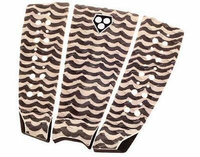 Gorilla Grip Phat Three Waves Surfboard Deck Traction Tail Pad