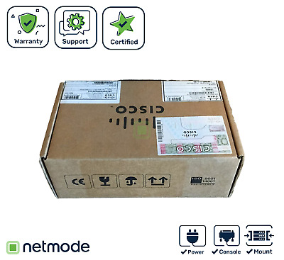 NEW SEALED Cisco C3850-NM-4-10G Network Module 4x GigE 4x GigE • Fast Shipping