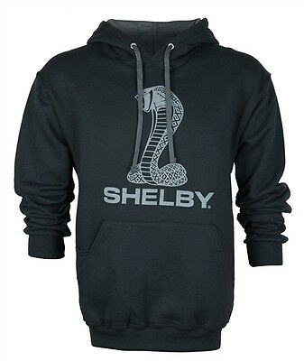 Shelby American Super Snake Cobra Hoodie/Pant Combo - XL Ford Mustang GT500 SVT