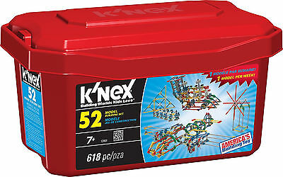 Building Worlds Kids Love Set of 52 Models 618 Pieces America's Building Toy
