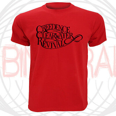 Camiseta Creedence Clearwater Revival Ccr