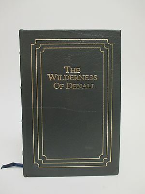 """""""The Wilderness of Denali"""" Charles Sheldon Premier Limited Edition Leather-bound"""