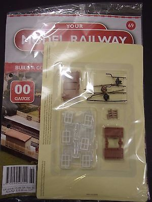Your Model Railway Magazine new issue 69 workers cottage parts