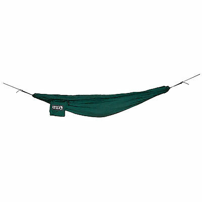 ENO Underbelly Gear Sling Outdoor Camping Backpacking for Hammocks Forrest Green