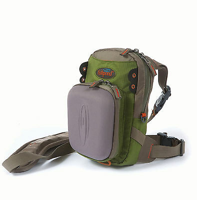 Fishpond Medicine Bow Fly Fishing Chest Pack Bag - Cutthroat Green