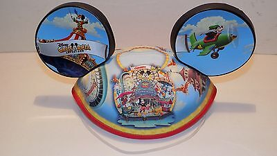 Disney California Adventure Mickey Mouse Ears One Size