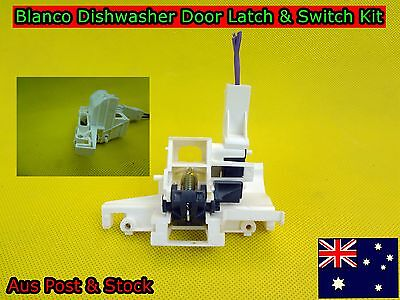 Blanco Dishwasher Spare Parts Door Latch & Switch Kit Replacement (D207) Used