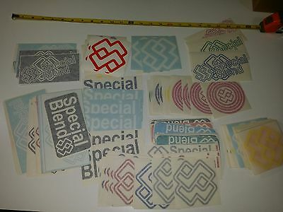 SPECIAL BLEND Surf Surfboard Skateboards SunGlasses Sticker Decal Clothes