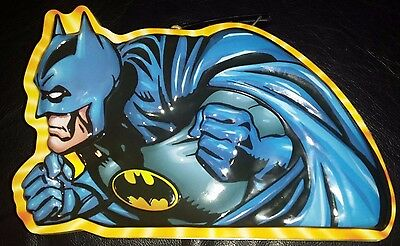 Batman Lunch Box Mint Shape