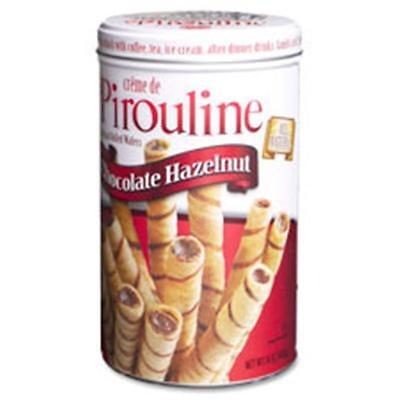 Debeukelaer Corp. DEB65050 Pirouline Cookie, with Cream Filling, 14 oz.