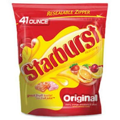 Mars, Inc MRS22649 Starburst Fruit Chews, 41oz., Original