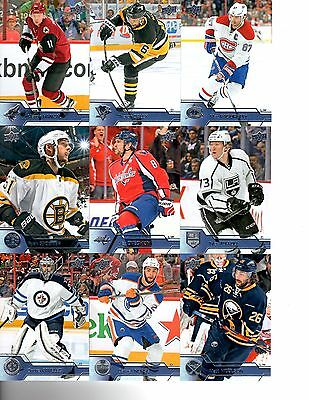 2016-17 Upper Deck Series 1 Base pick your cards 4 for $1, each additional $.25