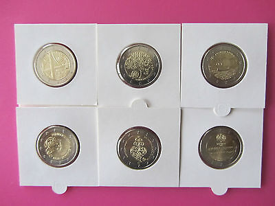 Portugal 2 Euro 2007/2016 (All currencies available) UNC