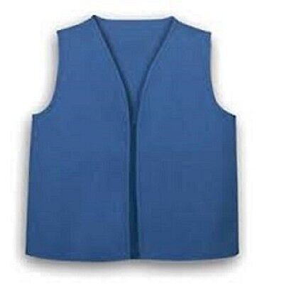 Girl Scout Official Daisy Twill Vest New Size sm/med