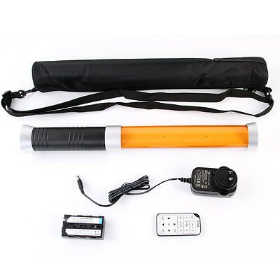 MTL-900D 43cm Handheld 298pcs LED Magic Vedio Tube Lamp Light MTL-MINI D +Remote