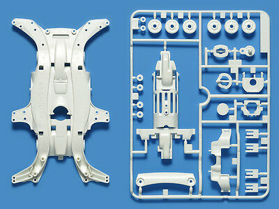 Tamiya 95283 1/32 MA Reinforced Chassis (White)