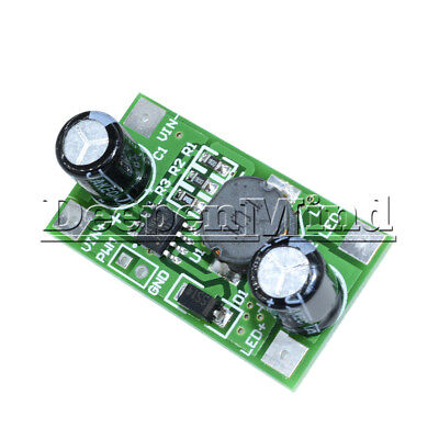 3W 5-35V LED Driver 700mA PWM Dimming DC to DC Buck Step-down Constant Current