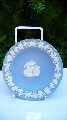 WEDGWOOD Blue Jasper Ware Pin Dish Made In England