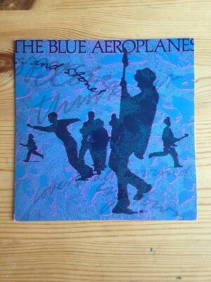 """The Blue Aeroplanes And Stones 7"""" Vinyl Single Indie"""