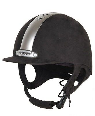 Champion Ventair Riding Hat Equestrian Safety Helmet Lightweight Ventilated