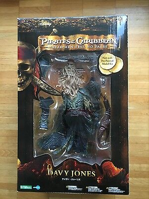 Davy Jones Pirates of the Caribbean Kotobukiya Statue