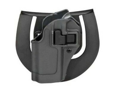 Blackhawk 413500BKL SERPA Sportster Holster Grey Left Hand For Glock 17 22 31