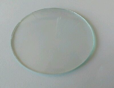 Round Convex Clock Glass Diameter 2 4/16'''