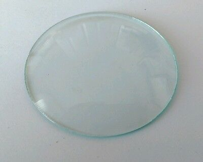 Round Convex Clock Glass Diameter 3 4/16'''