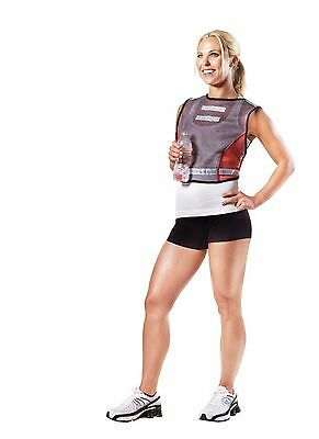 Weider Reflective Vest - Safety - Running - Cycling - Night - Saftey