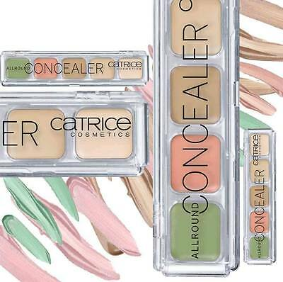 Catrice Cosmetics All Round Concealer Palette Texture *5 Different Shades* 6g
