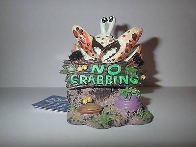 Small No Crabbing Crab Aquarium Fish Tank Ornament Decoration