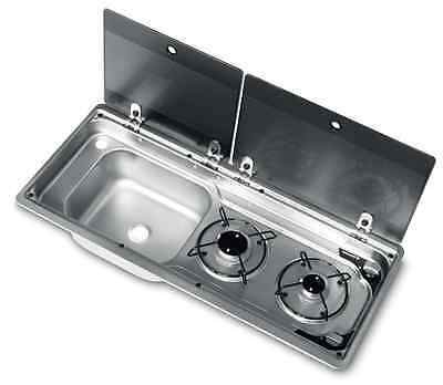 Smev Dometic 9722 Compact Campervan sink / hob cooker unit 9222 T4 T5