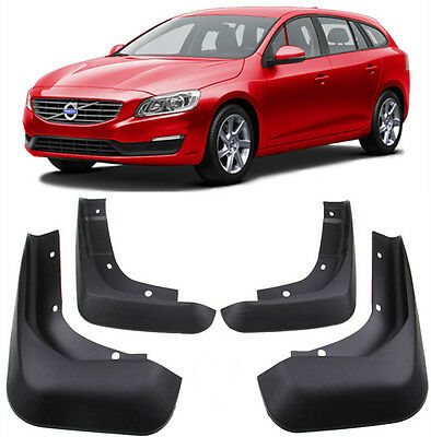 New OEM Set Splash Guards Mud Flaps 31265329/31359695 FOR 2010-2016 Volvo V60