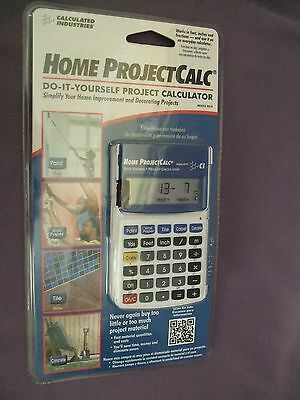 Home  Project Calculator
