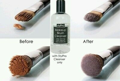 Stylpro make-up brush cleanser 250ml