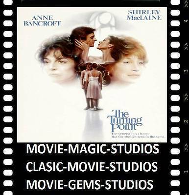 The Turning Point 1977--Rare Full Color Feature-Classic Ann Bancroft 16Mm  Sound